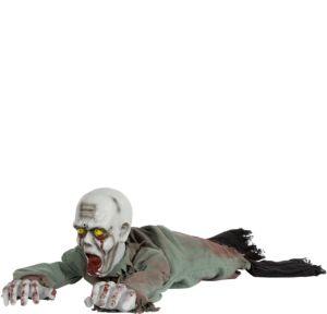 Animated Crawling Zombie