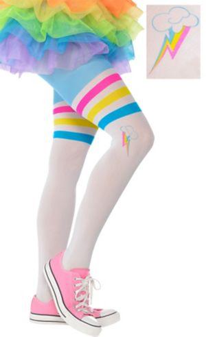 Rainbow Dash Tights - My Little Pony