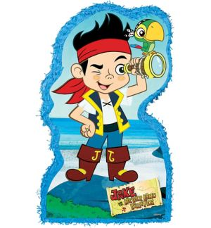 Giant Jake and the Never Land Pirates Pinata
