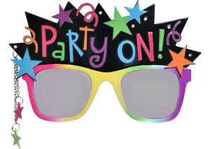 Party On Sunglasses