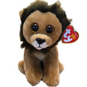 Louie Beanie Babies Lion Plush