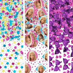 Barbie Confetti 1 2oz Party City