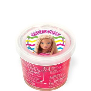 Barbie Glitter Putty