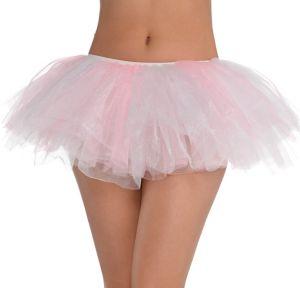 Pink & White Tutu - Classy Bride