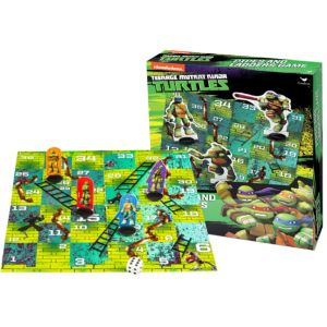 Teenage Mutant Ninja Turtles Pipes & Ladders Game