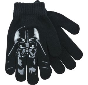 Child Darth Vader Gloves - Star Wars
