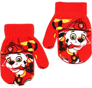 Child Marshall Mittens - PAW Patrol