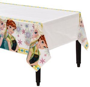 Frozen Fever Table Cover