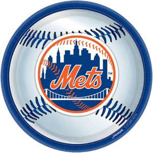 New York Mets Lunch Plates 18ct