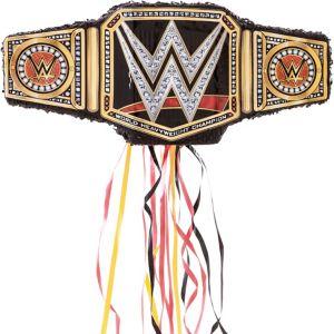 Pull String WWE Championship Title Belt Pinata