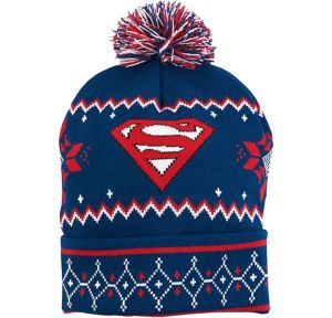 Christmas Superman Beanie
