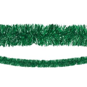 Green Boa Tinsel Garland