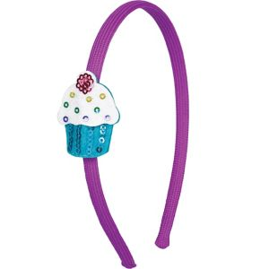 Child Cupcake Headband - Sweet Shop