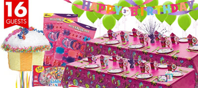 Keep Flying Tinker Bell Ultimate Party Kit for 16 Guests