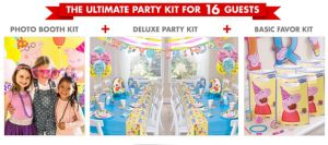 Peppa Pig Party Supplies Ultimate Party Kit