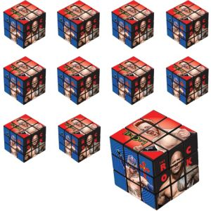WWE Puzzle Cubes 24ct