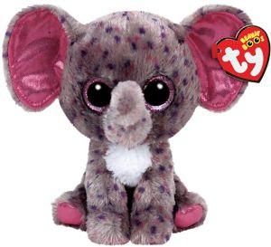 Specks Beanie Boo Elephant Plush