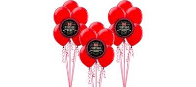 Vintage Dude 50th Balloon Kit