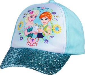 Child Glitter Frozen Fever Baseball Hat
