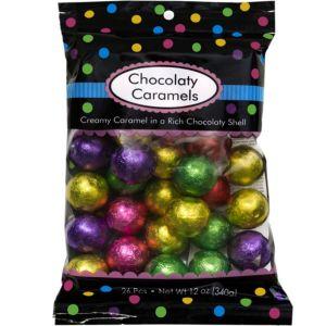 Rainbow Caramel Balls 26pc