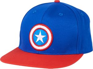 Captain America Baseball Hat