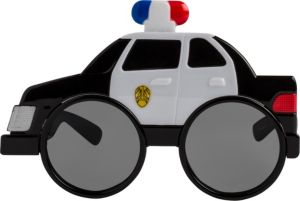 Child Police Car Sunglasses