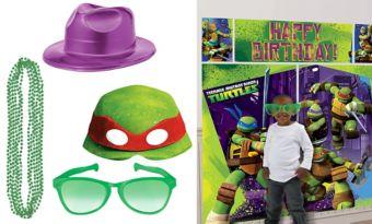 Teenage Mutant Ninja Turtles Photo Booth Kit