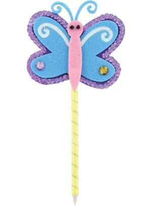 Blue Butterfly Pen