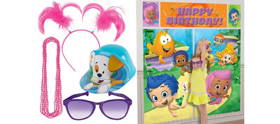 Bubble Guppies Photo Booth Kit