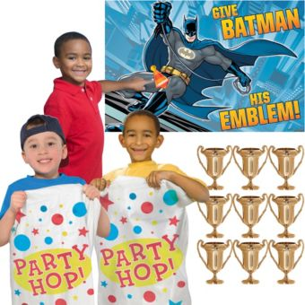 Batman  Fun & Games Kit