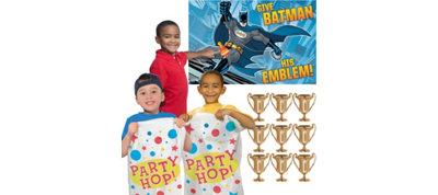 Batman  Fun & Games Kit