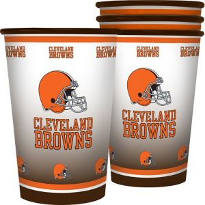 Cleveland Browns Tumblers 4ct