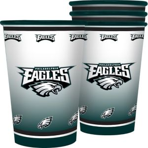 Philadelphia Eagles Tumblers 4ct