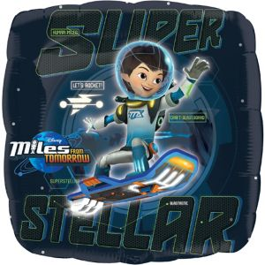 Miles from Tomorrowland Balloon