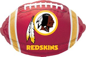 Washington Redskins Balloon - Football
