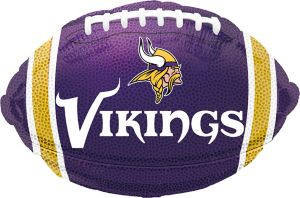 Minnesota Vikings Balloon - Football