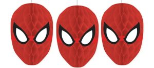 Spider-Man Honeycomb Balls 3ct