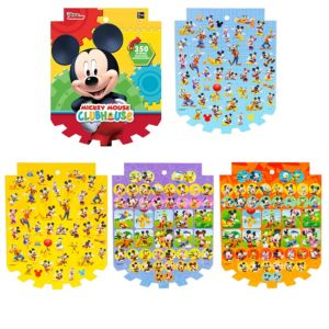 Jumbo Mickey Mouse Sticker Book 8 Sheets