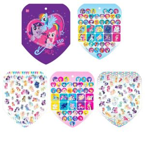 Jumbo My Little Pony Sticker Book 8 Sheets