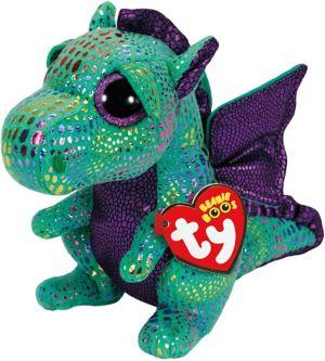 Cinder Beanie Boo Dragon Plush