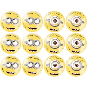 Despicable Me Bounce Balls 12ct