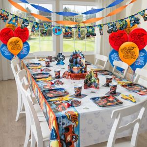Blaze and the Monster Machines Super Party Kit for 8 Guests