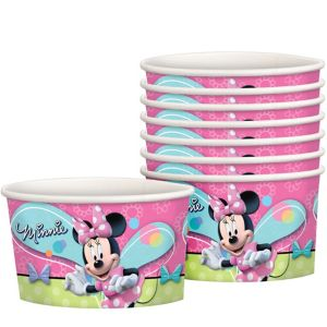Minnie Mouse Treat Cups 8ct