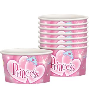 Princess Treat Cups 8ct