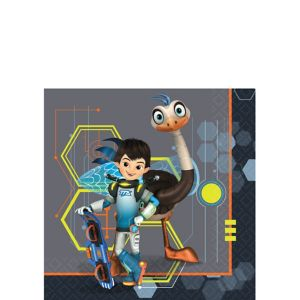 Miles from Tomorrowland Beverage Napkins 16ct