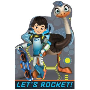 Miles from Tomorrowland Invitations 8ct