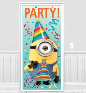 Despicable Me Door Decoration