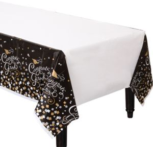 Congrats Graduation Table Cover