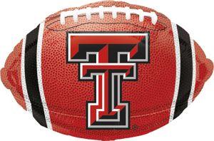 Texas Tech Red Raiders Balloon - Football