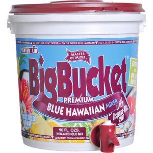 Blue Hawaiian Mix Bucket Dispenser